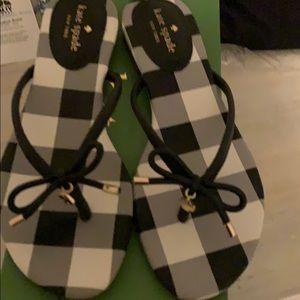 Kate Spade Sandals Excellent Condition